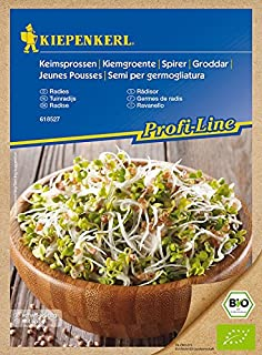 Premi à 200 g 2 Pkg Keimsaaten für Keimsprossen Sprossen Keimsaat KRESSE Bio