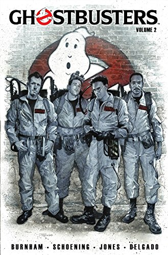 Ghostbusters Volume 2 (Ongoing (2012-2014))