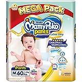 MamyPoko Extra Dry Pants, M, 60ct