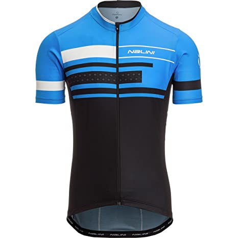 Amazon.com   Nalini AHS Vittoria Short-Sleeve Jersey - Men s ... fa3df7fbf