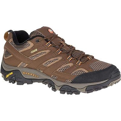 Merrell Men's Moab 2 Gtx Hiking Shoe, Earth, 10.5 W US | Hiking Shoes