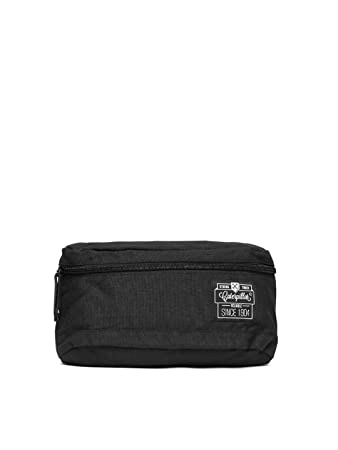 0d0ef7825e12 CAT 1904 Originals 2.1 Ltrs Black Waist Bag (83275-01): Amazon.in: Bags,  Wallets & Luggage
