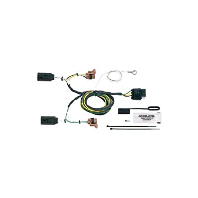 Hopkins 41645 Plug-In Simple Vehicle Wiring Kit: Automotive