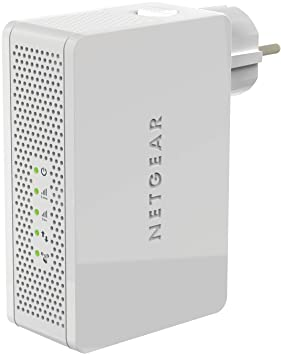 Netgear WN3500RP-100PES - Extensor universal de señal compatible con Apple Air-Play (