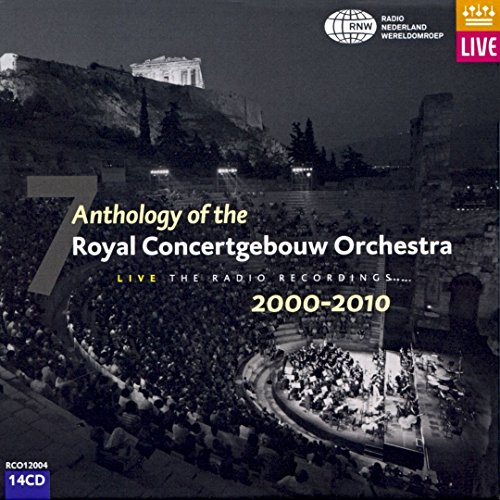 Anthology Live 2000-2010 by RCO