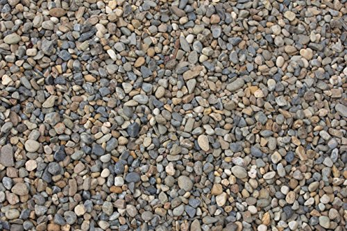 Natural Aquarium Gravel Pebble for Freshwater or Saltwater Tanks and Ponds (Dos ()