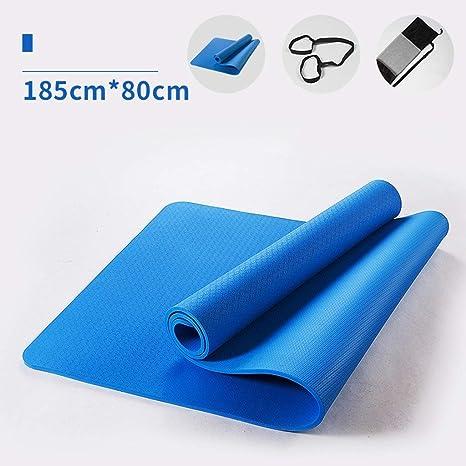 Amazon.com : 19-Yiruculture Multifunctional Yoga mat Yoga ...