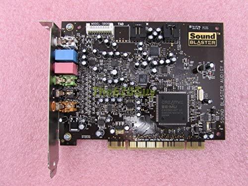 CREATIVE SB0660 - Blaster de Sonido (4 Canales, 7,1 Canales ...