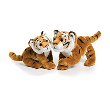 Amazon Com Nat And Jules Playful Large Tiger Friend Children S