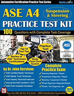 How to Obtain an A4 ASE Study Guide and Practice Test ...