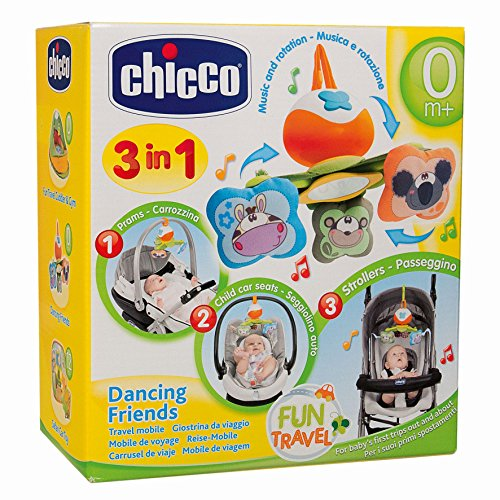 Chicco Móvil Dancing Friends