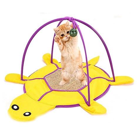 Amazon.com: Joepet Centro de actividades para gatos con ...