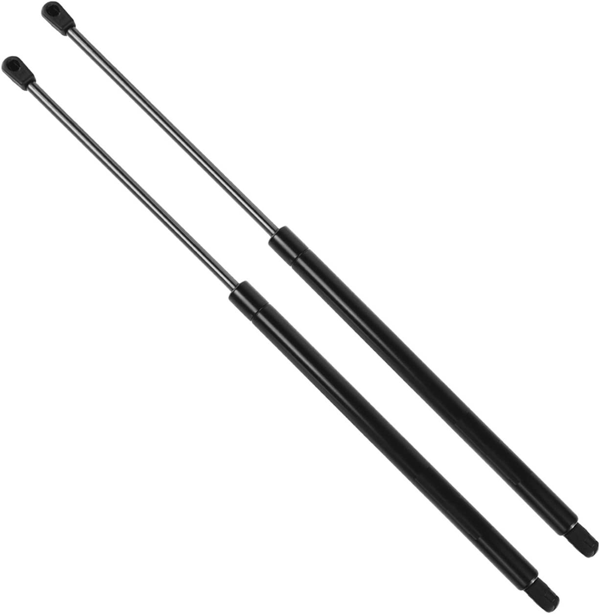 Rear Window Glass Lift Supports Shocks Gas Springs 4249 for 1997-2006 Jeep Wrangler W//Hardtop,Pack of 2