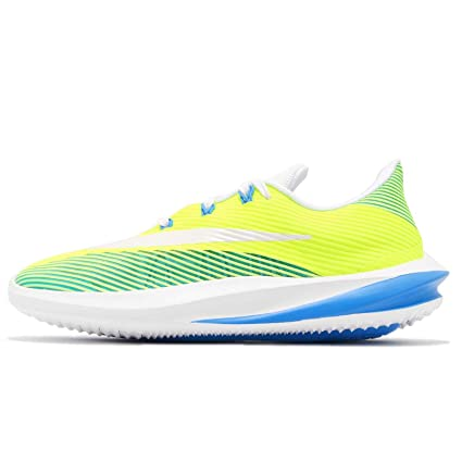 premium selection 414e6 e2322 Nike Kids  Preschool Future Speed Running Shoes (Volt White, ...