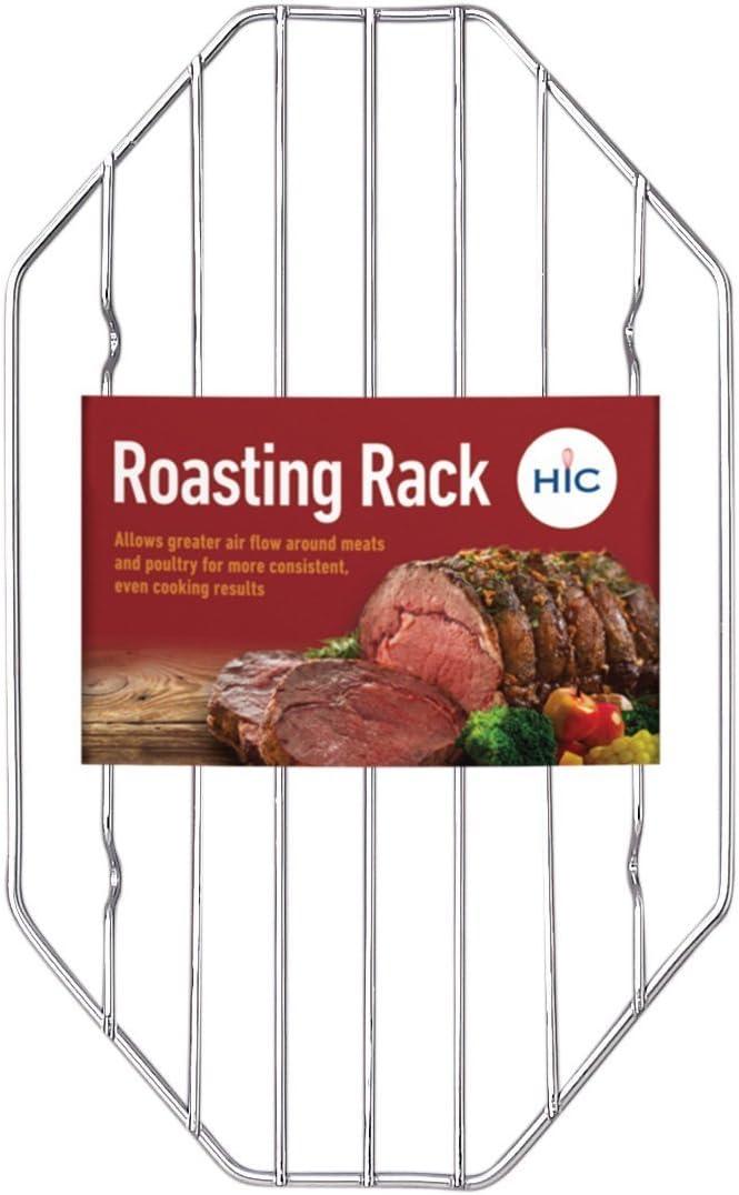 HIC Harold Import Co. Octagonal Wire Roasting Rack