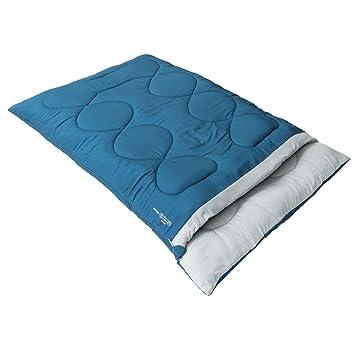 Vango Infinity - Saco de Dormir Doble, Color Mykonos Blue ...