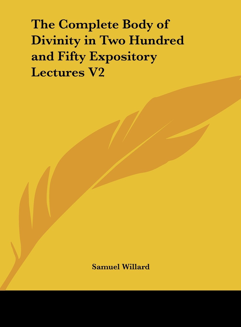 The Complete Body of Divinity in Two Hundred and Fifty Expository Lectures V2 pdf