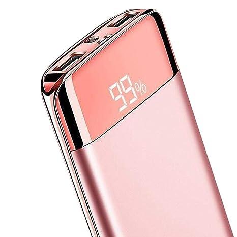 Amazon.com: Kaimu 8000mAh Dual USB Puertos Teléfonos Móviles ...