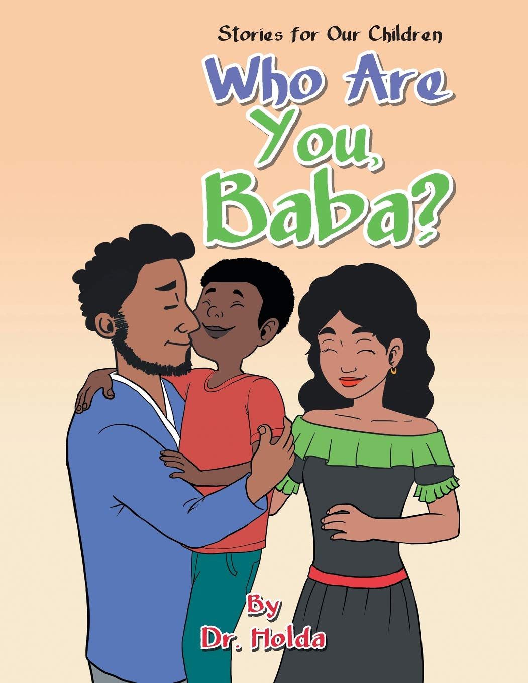 Who Are You, Baba? ebook