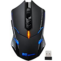 Victsing USAA2-CA32 Wireless Gaming Mouse (Black)