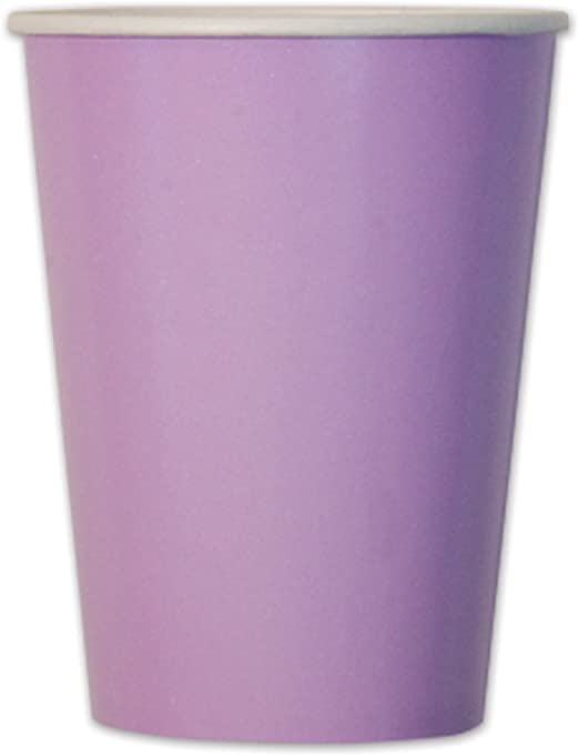 10//Pkg White Cups The Beistle Company 59800-W