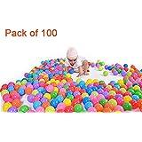Hosaire 100X In plastica colorata bambini palla oceano bambino giocattoli
