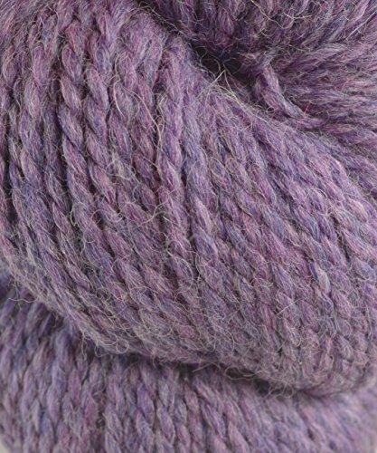 Alpaca Yarn Chunky - Berroco Ultra Alpaca Chunky 7283 Lavender Mix