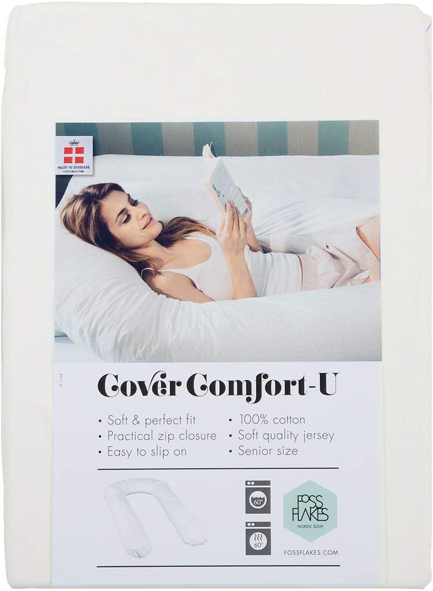Fossflakes Comfort U Body pillow SR