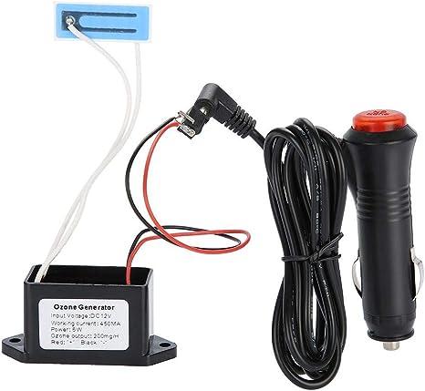 Generador de ozono - Purificador de filtro de aire de 200 mg, para ...