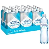 Mount Franklin Lightly Sparkling Natural Water 24 x 450 mL