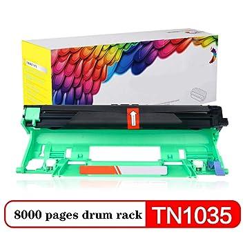 TN1035 + DR1035 Conjunto de tóner de cartucho de mezclador de ...