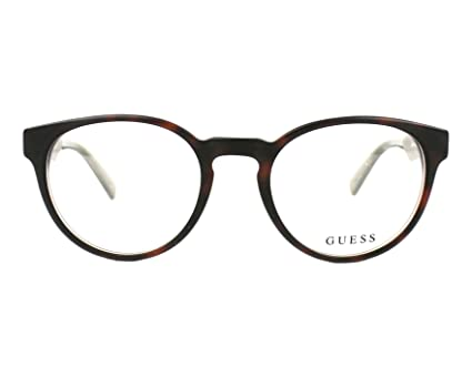 048d3939191 Eyeglasses Guess GU 1932 GU 1932 052 dark havana at Amazon Men s Clothing  store