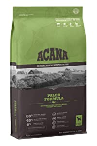 ACANA Dog Protein Rich, Real Meat, Grain Free, Adult Dry Dog Food