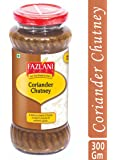 Ready to Eat Coriander Chutney by Fazlani Foods, 300 GMS