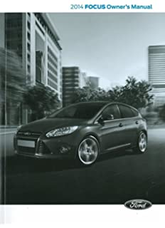 Ford Focus Owners Manual Guide Book