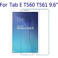 M.G.R.J® Tempered Glass Screen Protector for Samsung Galaxy Tab E 9.6 inch (SM-T560 / T561 / T560NU / T567)
