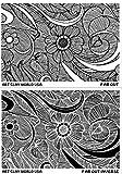 FlexiStamps Texture Sheet Set Far Out Set2 pc.