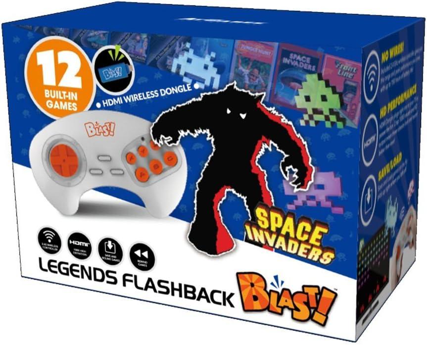 Amazon com: Legends Flashback Blast - Electronic Games: Video Games
