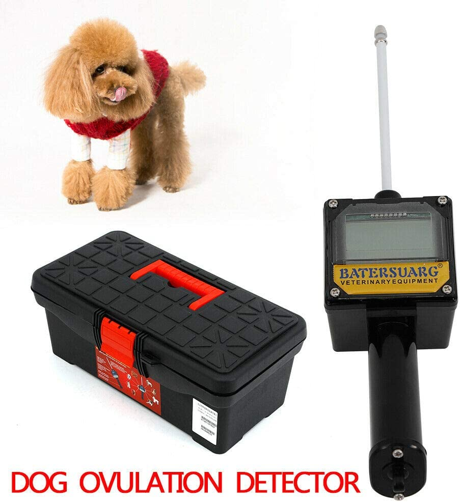 Pet Ovulation Detector Dog Breeder Tester Canine Detecting Mating Testing Machine US Stock