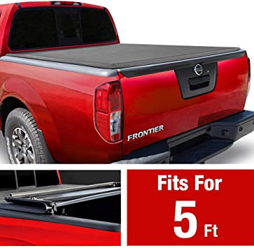 Gator Tri-Fold 2005-2019 Nissan Frontier 6 FT Bed Only Made in The USA 59502 fits