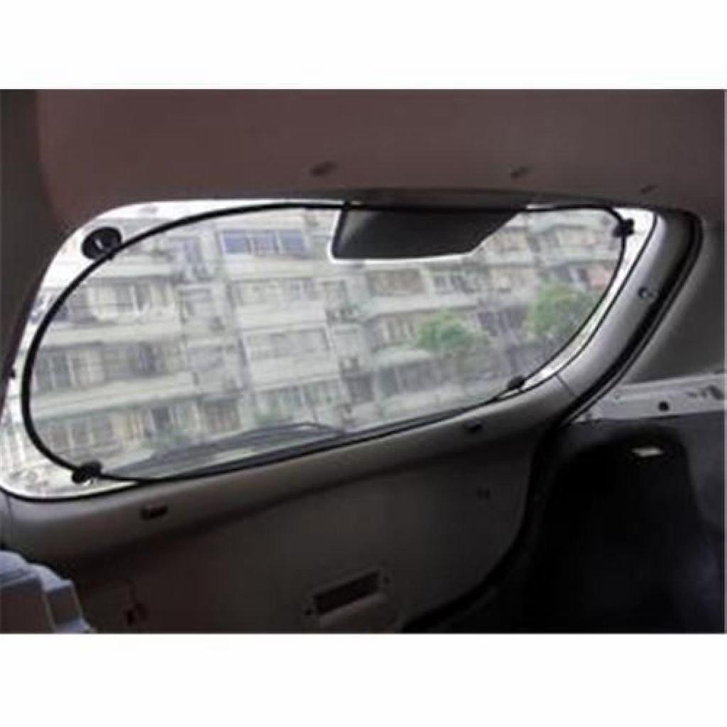 1 PCS 50x100 cm Auto-hintere Heckscheibe Sonnenschutz Sonnenschutz Visor-Abdeckung Netz Schild New D ewinever