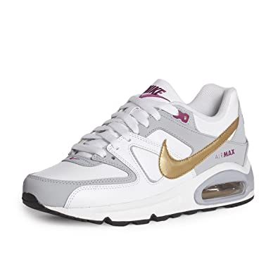 Nike Air Max Command (GS) - 407626170, Sneaker Donna Bianco ...