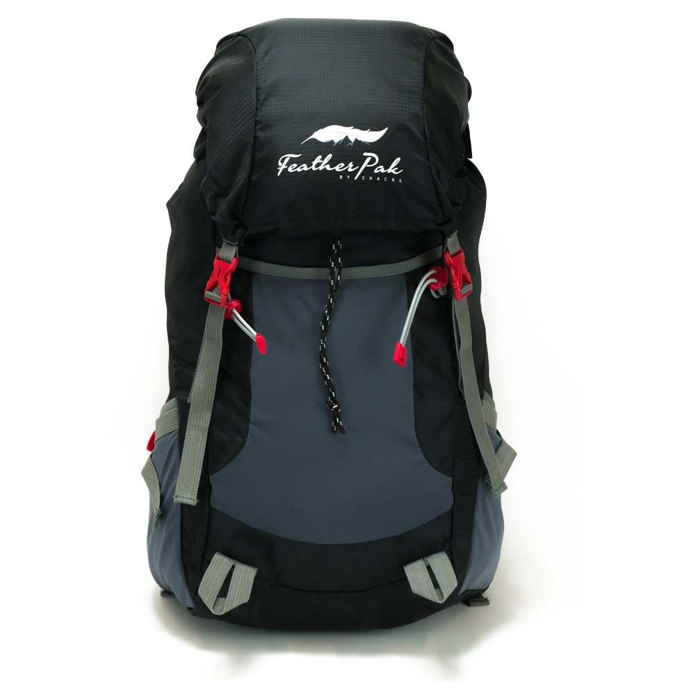 Lightweight Backpack / Travel & Hiking Daypack - Water Resistant Packable & F.. 12
