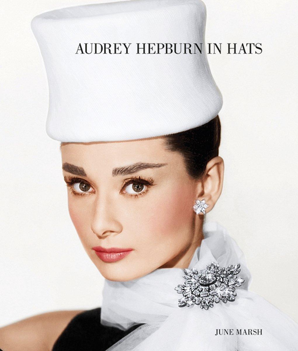 audrey hepburn in hats june marsh tony nourmand 9781909526006