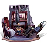 1/16 Munsters living Room