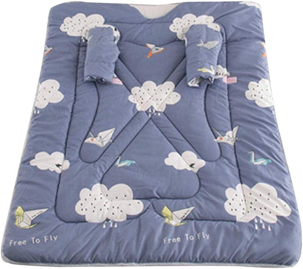 Napoo-Men Coat Lovers Fashion Multifunction Winter Warm Cute Print Long Sleeve Thicken Blanket