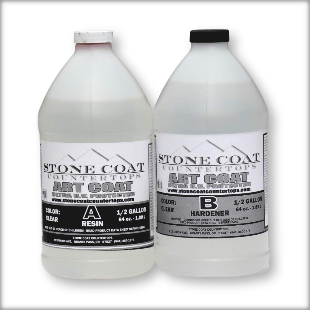 Stone Coat Countertops Art Coat (1 Gallon Kit) by Stone Coat Countertops