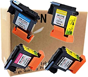 No-name Remanufactured Printhead Print Head Printer Head for HP11 HP 11 C4810A C4811A C4812A DesignJet 100 110 111 120 120nr 500 500ps 510 70 Inkjet Printer