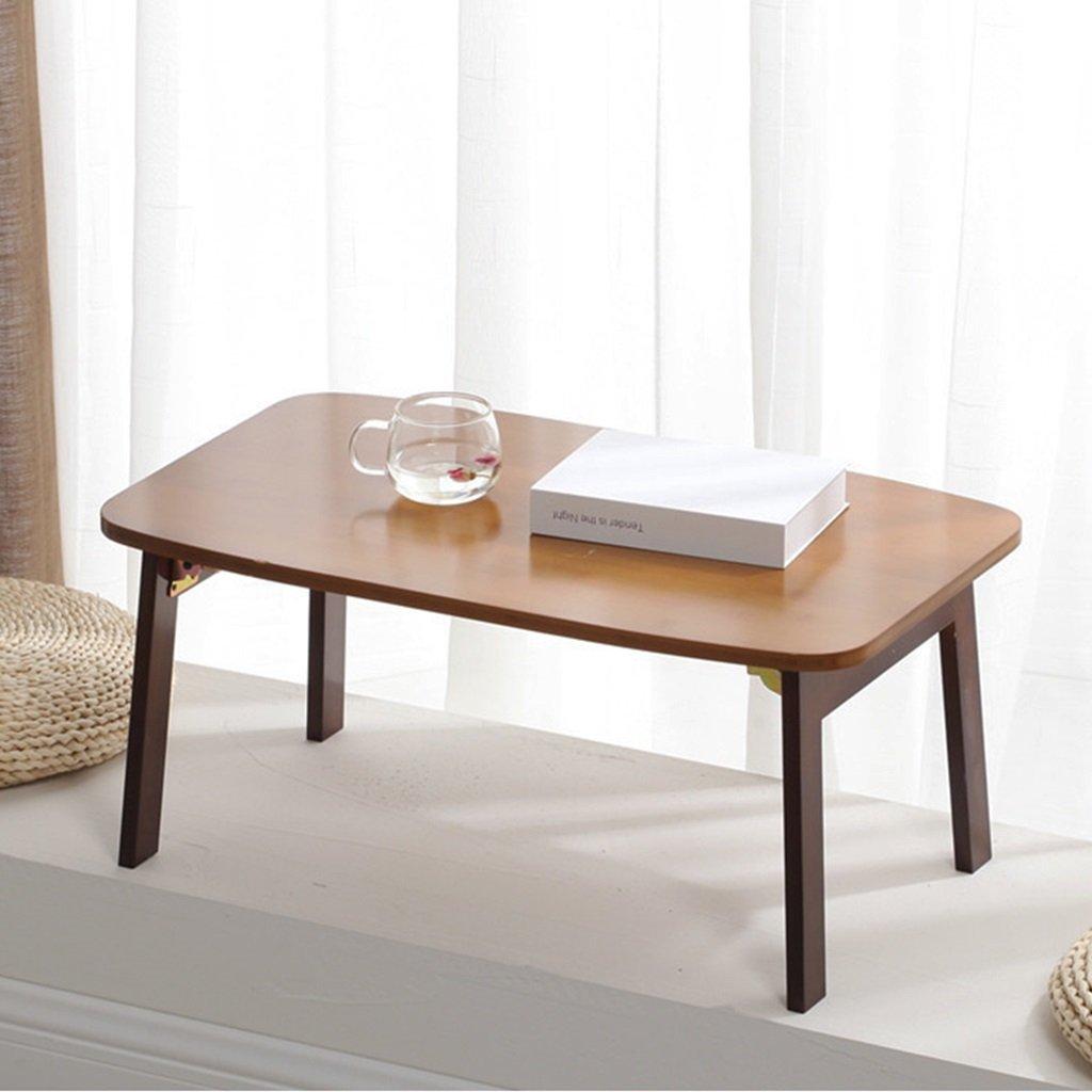 Amazon.com: Mesa plegable de madera para ordenador, mesa ...