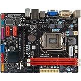 Biostar Micro ATX DDR3 1600 Intel-LGA 1155 Motherboards B85MG